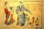 Độc đáo tranh cổ động trong kháng chiến chống Pháp
