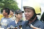 """Phó GĐ Sở Cảnh sát PCCC: """"Huy động hơn 500 cán bộ chiến sĩ chữa cháy"""""""