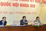 Dự kiến thông qua 13 luật tại kỳ họp thứ 3, Quốc hội khóa XIV