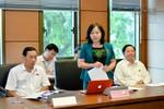 Đại biểu Nguyễn Thị Mai Hoa: Làm giáo dục thì không được thử-sai hay thất bại