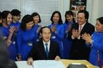 Toàn văn phát biểu khai giảng năm học mới của Chủ tịch nước Trần Đại Quang