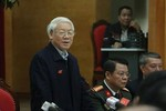 Tổng Bí thư Nguyễn Phú Trọng: Lò đã nóng lên không ai có thể đứng ngoài cuộc
