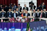 Thủ tướng kết thúc tham dự Hội nghị cấp cao Hợp tác Mekong-Lan Thương
