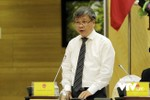 Một vụ có hai vụ trưởng, đại diện Bộ Kế hoạch và Đầu tư nói là do lịch sử