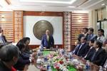 Thủ tướng chúc Tết các đơn vị tại Đà Nẵng