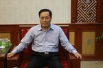 Phó Chủ tịch Lạng Sơn, ông Hồ Tiến Thiệu nói năm nay đỗ công an ít hơn mọi năm
