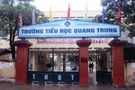Trường đang xác minh thông tin cô giáo ở Hà Nội ra lệnh tát học sinh 50 cái