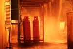 Cháy lớn tại nhà máy than