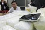 Bắt vụ vận chuyển điện thoại iphone lậu lớn nhất từ trước đến nay