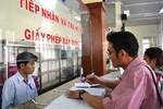 Đẩy mạnh đơn giản hóa thủ tục hành chính, giấy tờ công dân