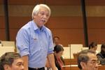 Ông Dương Trung Quốc đặt câu hỏi khó với Bộ trưởng Nguyễn Văn Thể