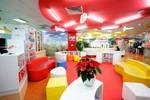 Độc đáo và sáng tạo văn phòng của Vietjet mùa Giáng Sinh
