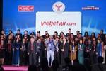 Vietjet đứng top 500 Doanh nghiệp tăng trưởng và thịnh vượng Việt Nam 2018