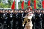 Nữ sinh Sơn La là thủ khoa Học viện Cảnh sát nhân dân có bố mẹ, anh làm công an