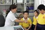 Công bố mức đóng bảo hiểm y tế với học sinh, sinh viên