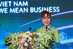 Tổng giám đốc Vietjet được vinh danh Doanh nhân Đông Nam Á tiêu biểu