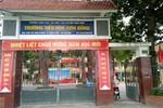 Trường Sơn Đồng thu 18 khoản, hiệu trưởng bị cảnh cáo Đảng và Chính quyền