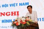 Bảo hiểm xã hội Việt Nam phổ biến Bộ luật Hình sự năm 2015