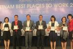 100 doanh nghiệp có nơi làm việc tốt nhất Việt Nam