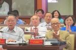 TP.Hồ Chí Minh hội thảo lấy ý kiến góp ý cho tương lai