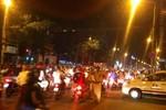 An ninh nghiêm ngặt trong dịp lễ 30/4 ở TP.Hồ Chí Minh