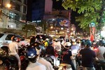Giao thông trung tâm TP.Hồ Chí Minh rối loạn nghiêm trọng