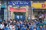 Học sinh trường Lam Sơn muốn ở lại bán trú…phải có đơn xin giải quyết