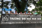 Cổ đông trường ĐH Hoa Sen: Tự phong phi lợi nhuận là vi phạm pháp luật