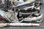 Tài xế xe đầu kéo đạp nhầm chân ga gây ra cái chết cho 5 người