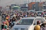 TP.HCM không có vụ ùn tắc giao thông nào trên 30 phút, có tin được không?