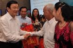 Chủ tịch nước nhắc việc thành lập Hội cựu tù binh Việt Nam