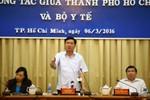 Bí thư Đinh La Thăng: Nếu thực phẩm không đảm bảo, Sở Y tế phải chịu trách nhiệm