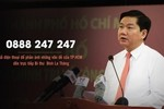 Gộp chung đường dây nóng của Bí thư Đinh La Thăng và UBND TP.Hồ Chí Minh