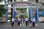 Trường trung học Trần Phú ngang nhiên tổ chức học thêm cho lớp ôn tập hè