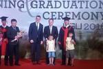 Gần 200 tân sinh viên Trường Đại học Việt Đức khai giảng năm học mới