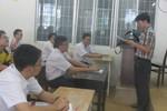 Học sinh lớp 12 ở TP.Hồ Chí Minh kiểm tra học kỳ 1 bằng trắc nghiệm khách quan