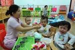 TP.Hồ Chí Minh sẽ tuyển giáo viên mầm non không có hộ khẩu ở thành phố