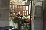 Người dân lại phát hiện một điểm dạy thêm không phép ở phường Cầu Kho - Quận 1