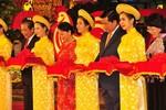 Đường hoa Nguyễn Huệ xuân Đinh Dậu 2017 đã mở cửa đón du khách