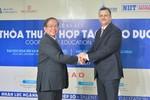 Trường Đại học Hoa Sen ký kết biên bản hợp tác giáo dục với Đại học NIIT