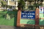 Trường Gò Vấp bắt phụ huynh ký cam kết không được chuyển trường