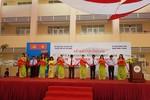 Trường trung học phổ thông Thanh Đa đưa cơ sở mới trị giá 80 tỷ đi vào hoạt động