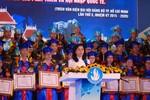 Vinh danh 84 thủ khoa Sài Gòn 2017