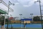 Hiệu trưởng Trường Đại học Ngân hàng âm thầm cho thuê sân tennis của trường