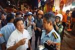 Thành phố Hồ Chí Minh chưa nhận được đơn từ chức của ông Đoàn Ngọc Hải