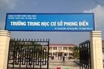 Trường Phong Điền lạm thu, bắt giáo viên đàm phán với phụ huynh