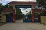Bắt khẩn cấp Hiệu trưởng Trường Ngô Mây nhận 300 triệu đồng tiền chạy việc