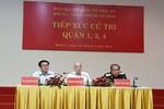 Chủ tịch nước Trần Đại Quang xin vắng mặt tại buổi tiếp xúc cử tri
