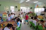 Trong hè, Thành phố Hồ Chí Minh nhận giữ trẻ mầm non từ ngày 18/6