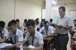 Học sinh Sài Gòn ôn thi quốc gia tới sát ngày thi mới thôi
